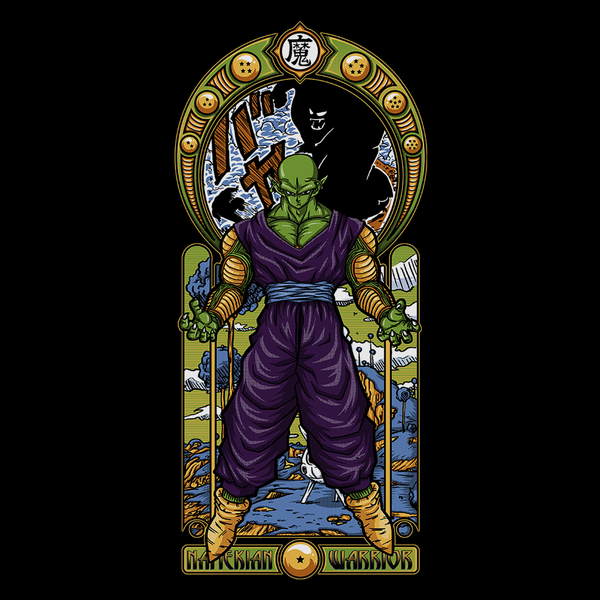 Namekian Warrior