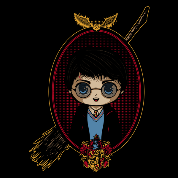 Potter Portrait