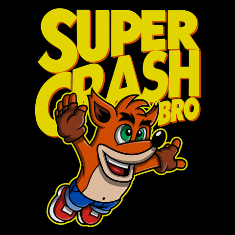 Super Crash Bros