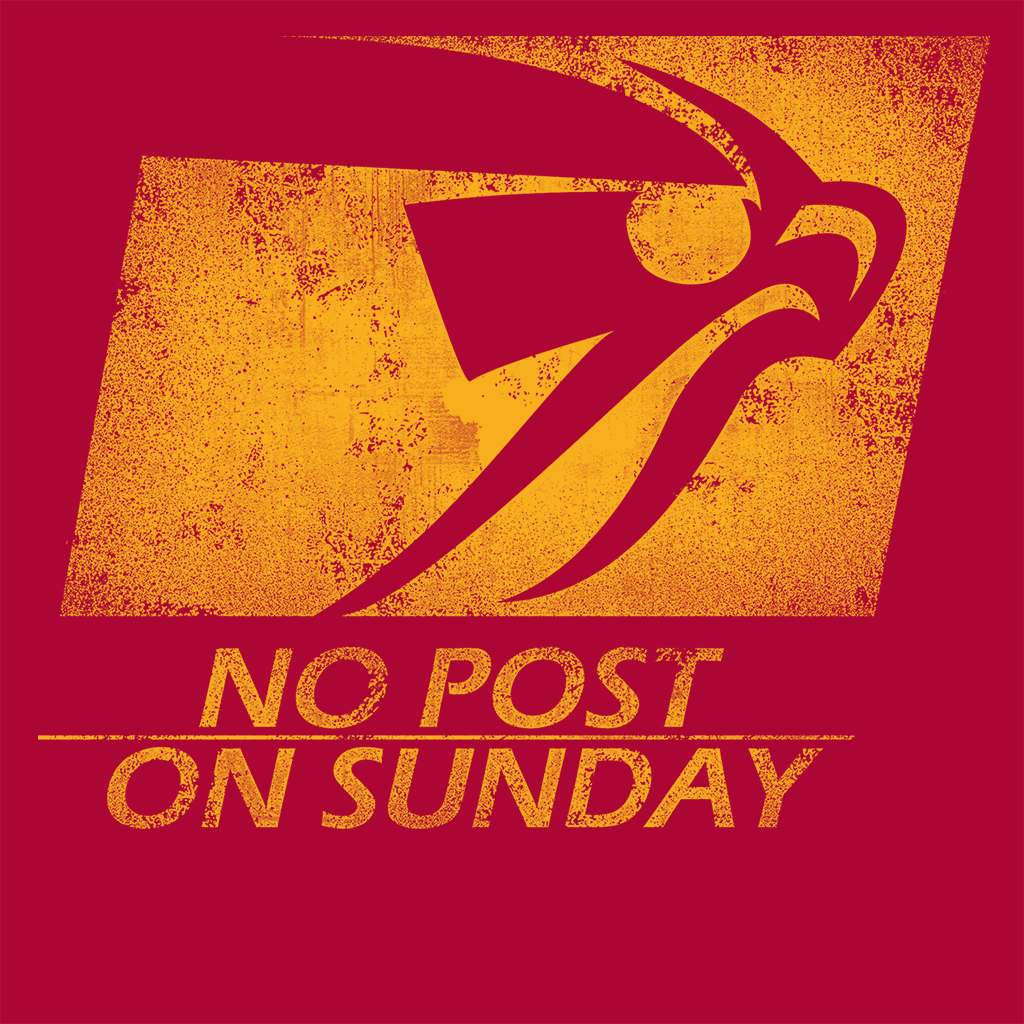 No Post on Sunday