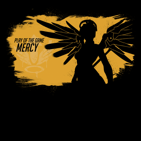 Play of the Game Mercy