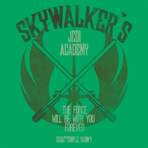 Skywalker's Jedi Academy T-Shirt
