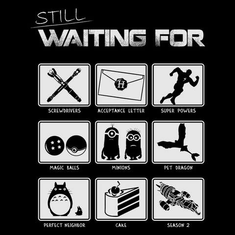 Still Waiting Part 2