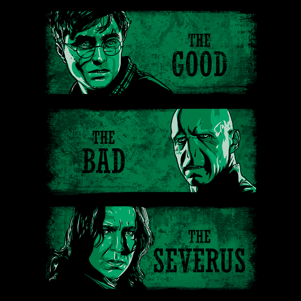 The Good The Bad And The Severus