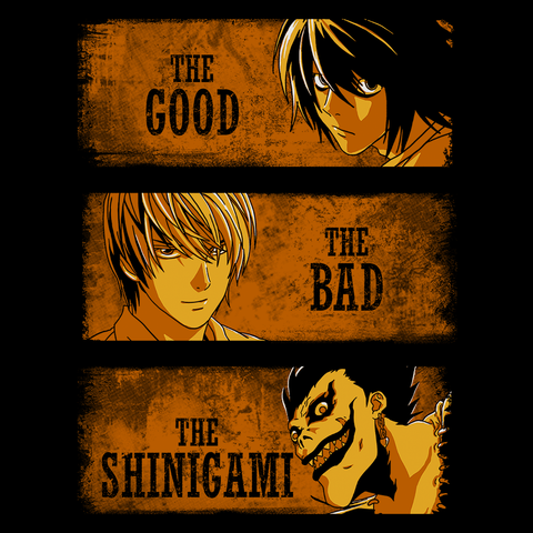 The Good The Bad And The Shinigami