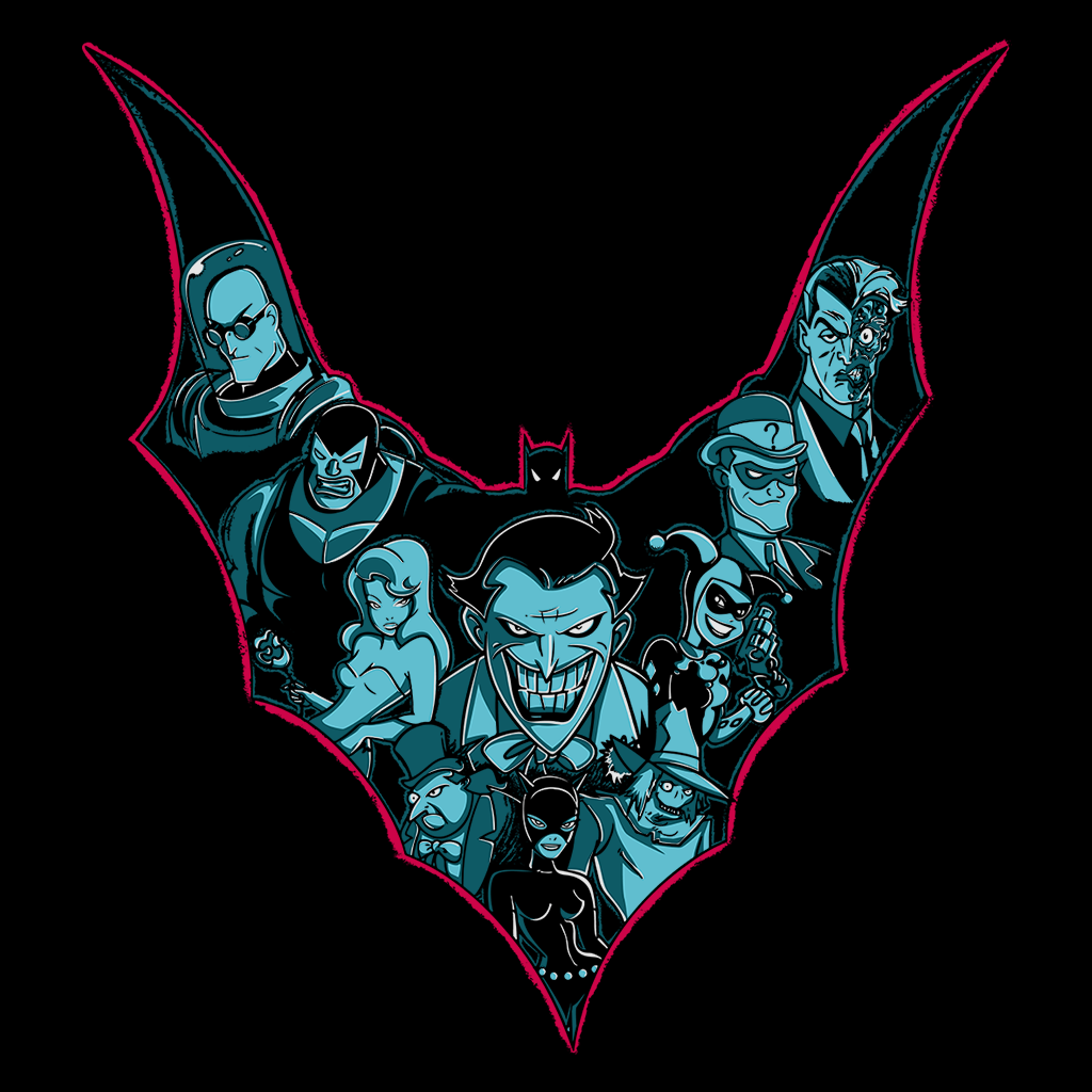 Villains Shadows