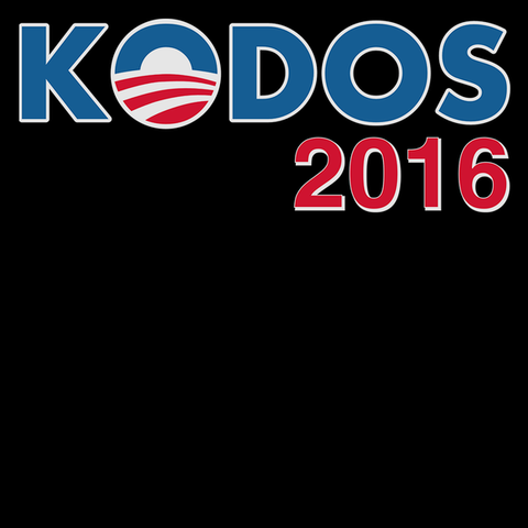 Vote for Kodos T-Shirt