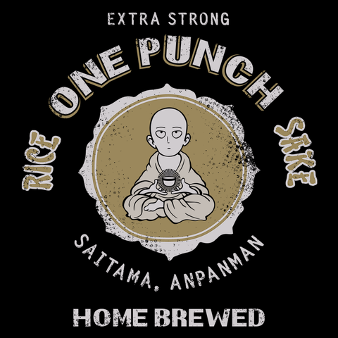 One Punch Sake