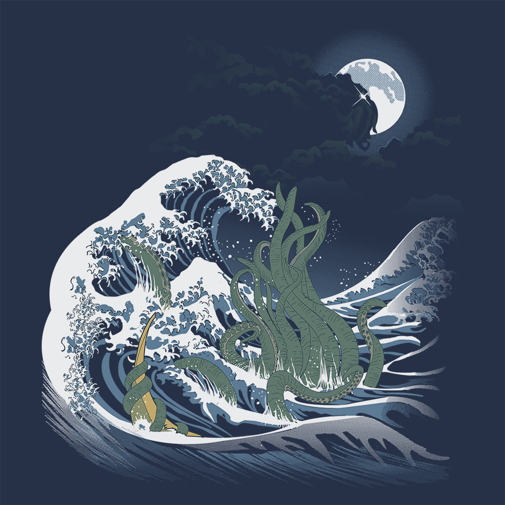Wave Of R'lyeh