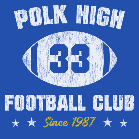 Polk High Football