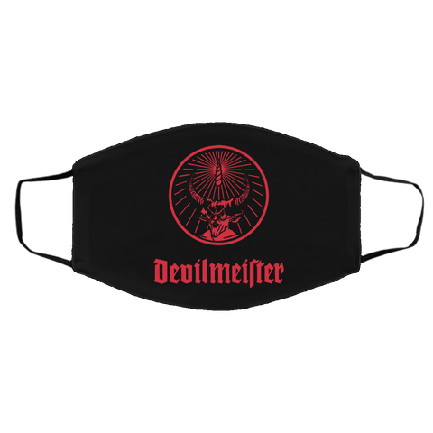 Accessories Black / One Size Devilmeister Face Mask