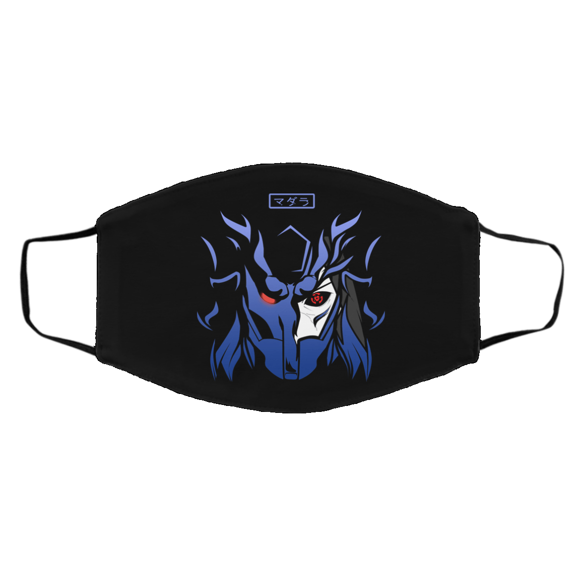 Accessories Black / One Size Madara Susanoo Face Mask