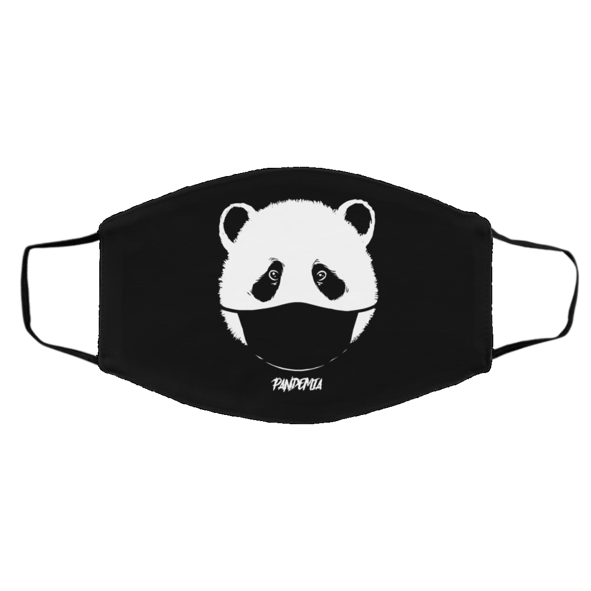 Accessories Black / One Size Pandemia Face Mask
