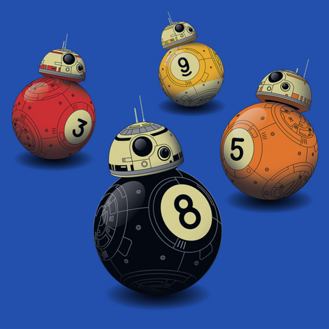 BB9 Ball T-Shirt