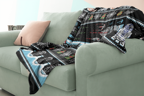 All I Want 4 Xmas 60x80 MicroFleece Blanket