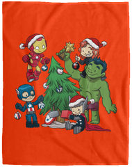 Avenger Tree 60x80 MicroFleece Blanket
