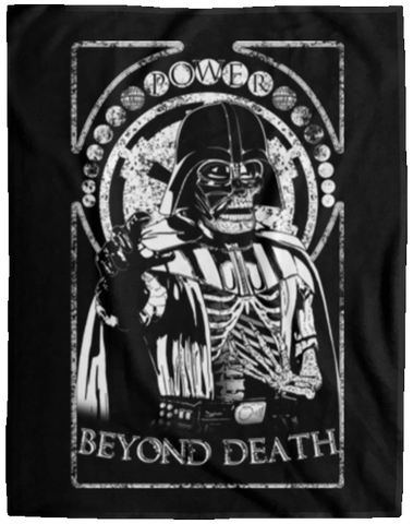 Beyond death 60x80 MicroFleece Blanket
