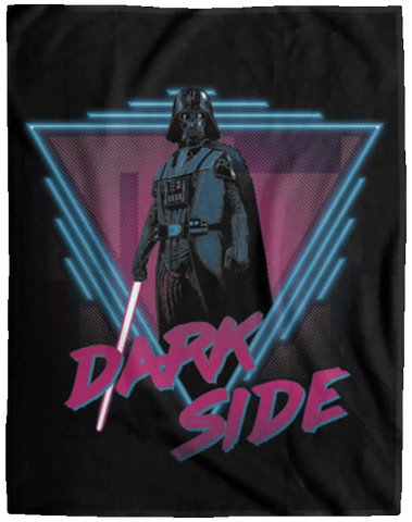 Dark Side 60x80 MicroFleece Blanket