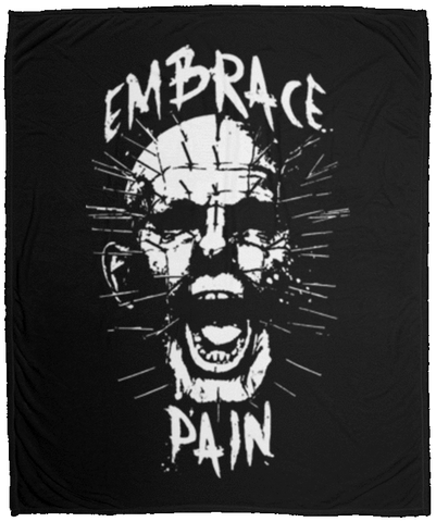 Embrace Pain 50x60 MicroFleece Blanket