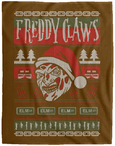 Freddy Claws 60x80 MicroFleece Blanket