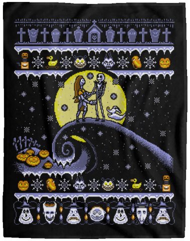 ROMANTIC NIGHTMARE 60x80 MicroFleece Blanket
