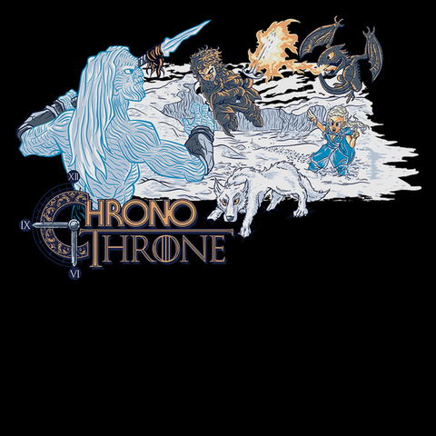 Chrono Throne T-Shirt