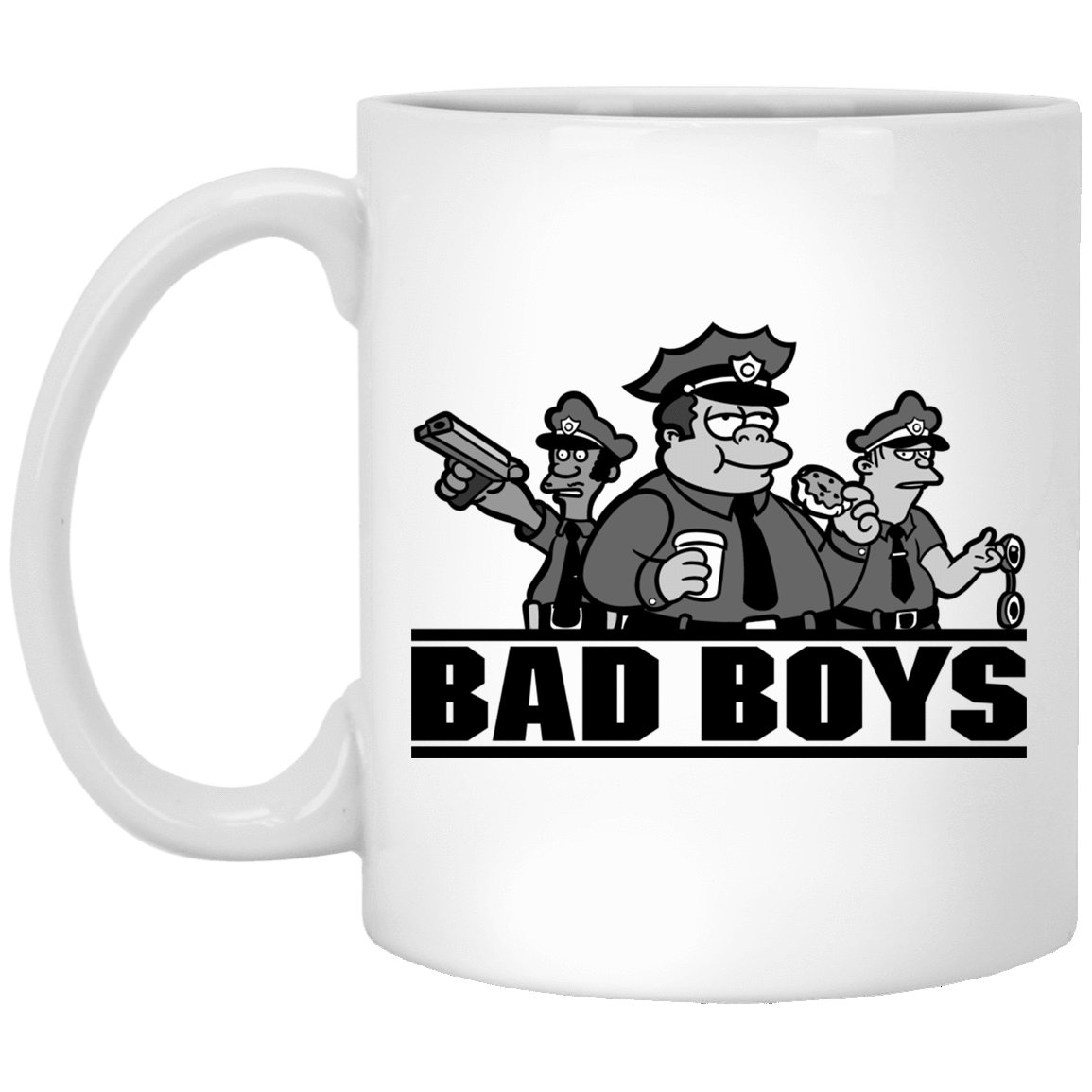 Bad Boys 11oz Mug