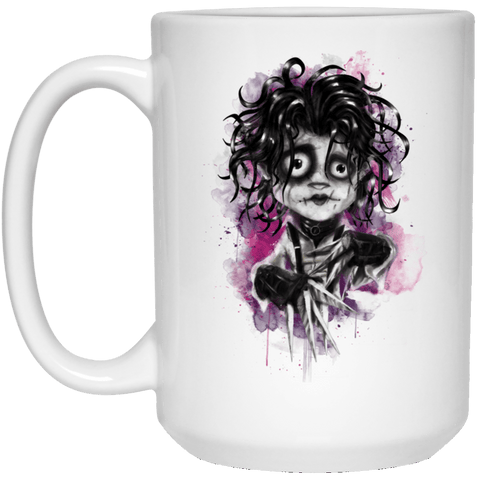 Drinkware White / One Size Edward 15oz Mug