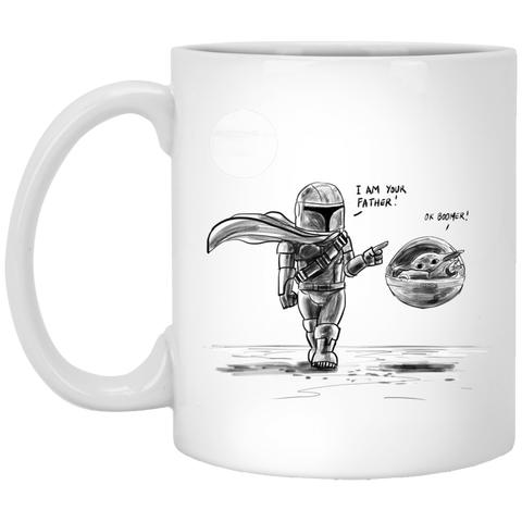 Drinkware White / One Size I Am Your Father 11oz Mug