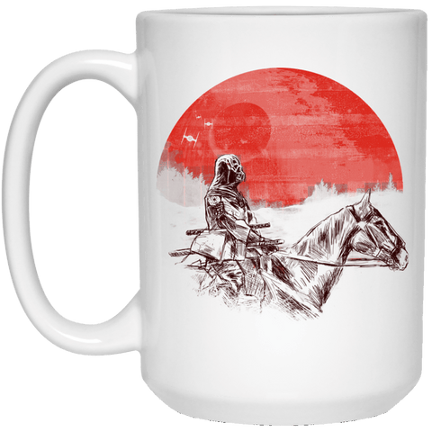 Drinkware White / One Size Lost Samurai 15oz Mug