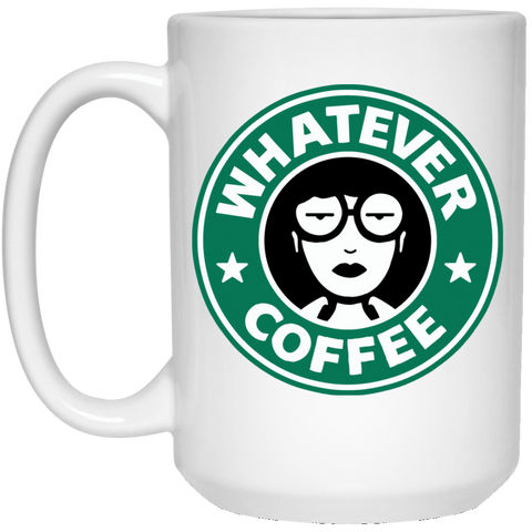 Drinkware White / One Size Whatever Coffee 15oz Mug