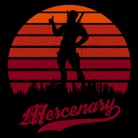Mercenary Sun Set