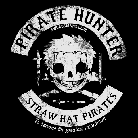 Pirate Hunter Skull