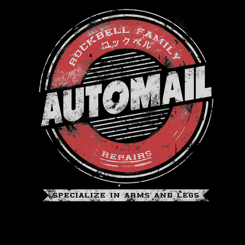 Rockbell Automail