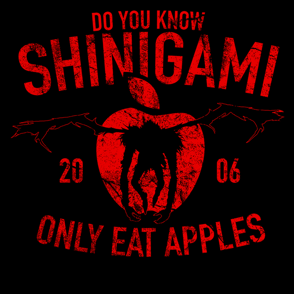 Shinigami Only Eats Apples