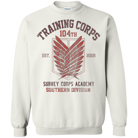 104th Training Corps Crewneck Sweatshirt