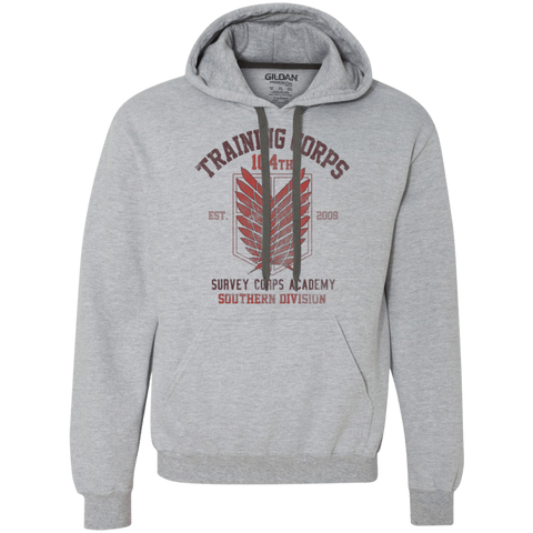 104th Training Corps Premium Fleece Hoodie