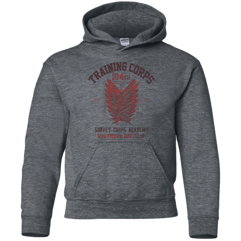 104th Training Corps Youth Hoodie