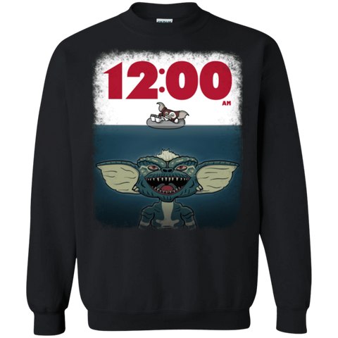 12:00 AM Crewneck Sweatshirt