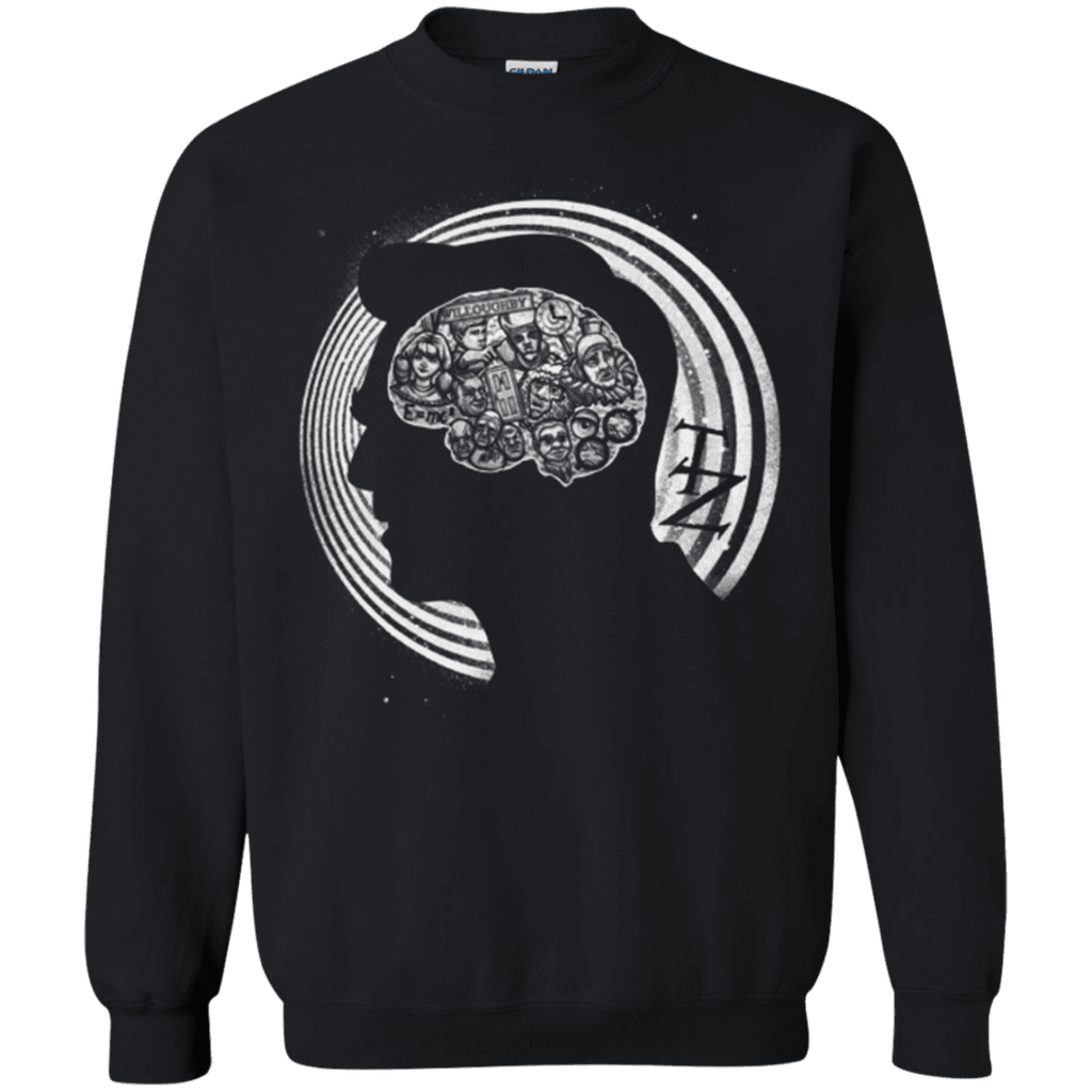 A Dimension of Mind Crewneck Sweatshirt