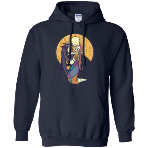 A Kiss Before Christmas Pullover Hoodie