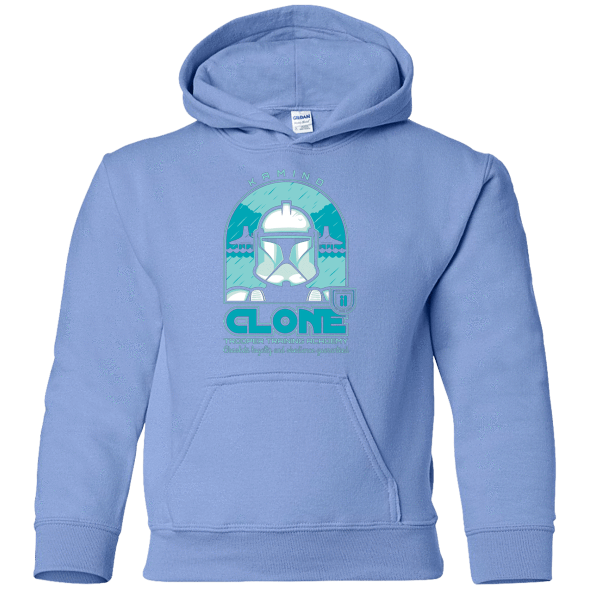 Sweatshirts Carolina Blue / YS Absolute Loyalty Youth Hoodie