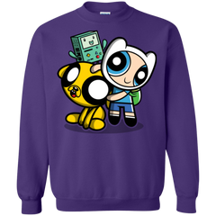 Adventure Puff Buds Crewneck Sweatshirt