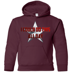 All Day Youth Hoodie