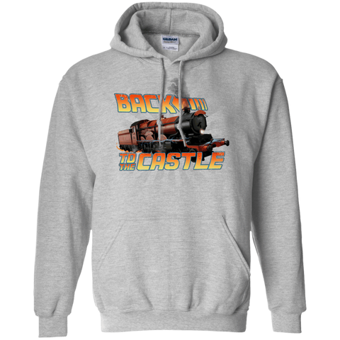 Sweatshirts Sport Grey / Small Back to the Castle Pullover Hoodie