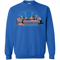 Bad Dinner Crewneck Sweatshirt