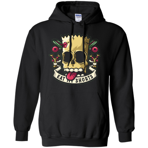 Bad to the Bone Pullover Hoodie