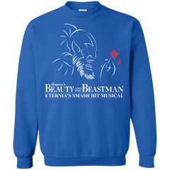 Beauty and the Beastman Crewneck Sweatshirt