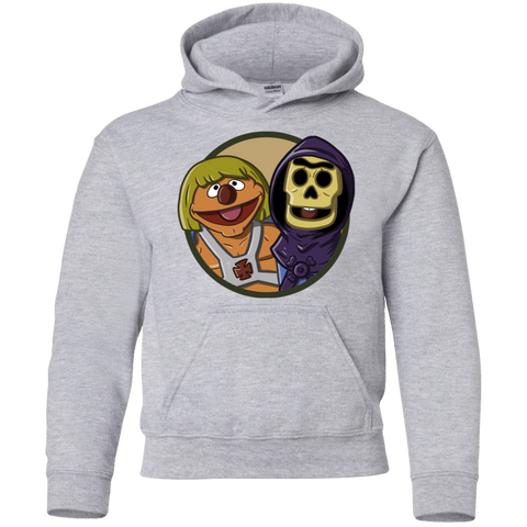 Bert and Ernie Youth Hoodie