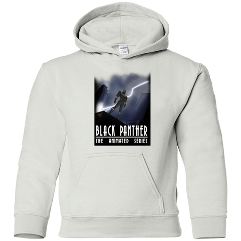 Black Panther The Animated Series Youth Hoodie